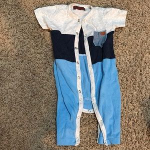 Baby boy one piece outfit